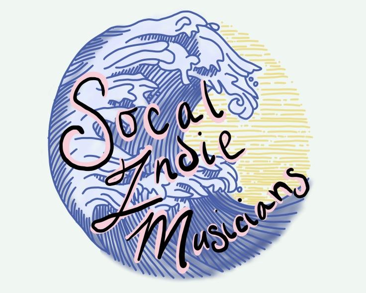 SoCal Indie Musicians Wave Logo